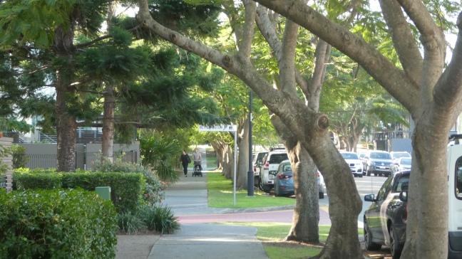 Bulimba streetscape